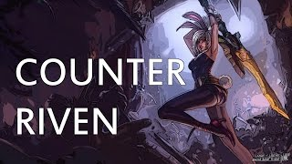 How To Beat A Riven In Lane (League of Legends Guide)