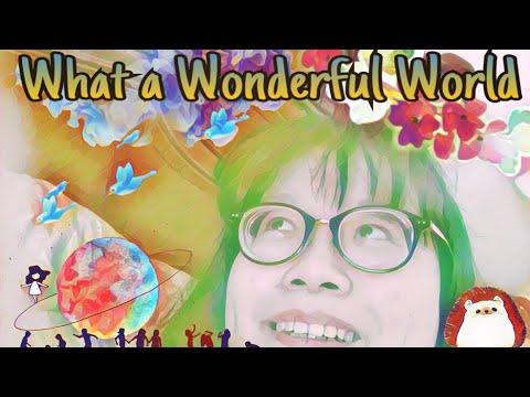 What a Wonderful World- Live Ukulele Cover...