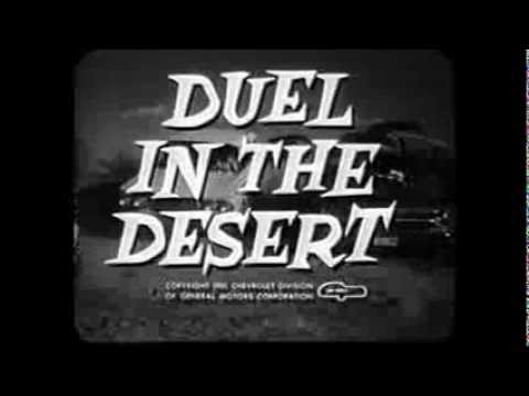 Duel In The Desert - Vintage Chevrolet Vs Ford Plymouth Rambler Corvair