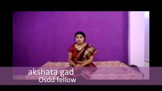 OSDD SONG KANNADA VERSION  by Akshata  Gad