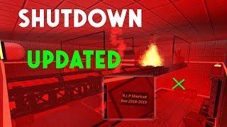Roblox | FE2 Map Test : Shutdown (UPDATED)(Medium Crazy)