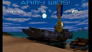 Alien Front Online (Sega Dreamcast)