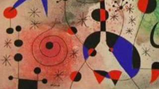 The Migratory Bird from the Constellations of Joan Miro