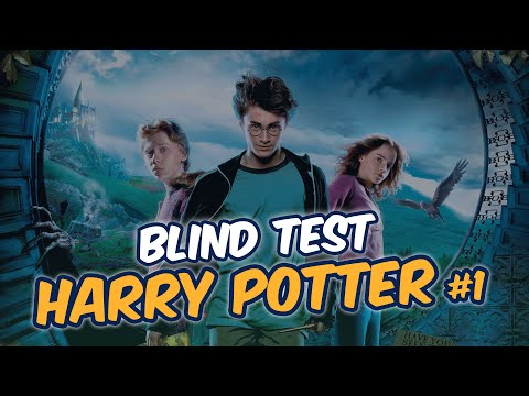Blind Test & Quizz - HARRY POTTER