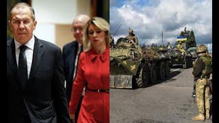 Срочно Это случилось Захарова вскрикнула оккупанты в панике РФ всколыхнуло Выбьют им конец