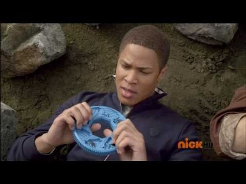 Power Rangers Samurai  A Fish Out of Water  Kevin's Mission, Part 2 Episode 5