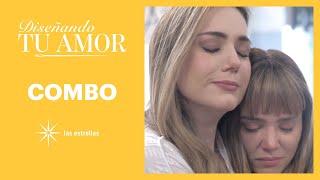 Diseñando tu amor: Helena y Camila enfrentan el escándalo   C-25   Las Estrellas