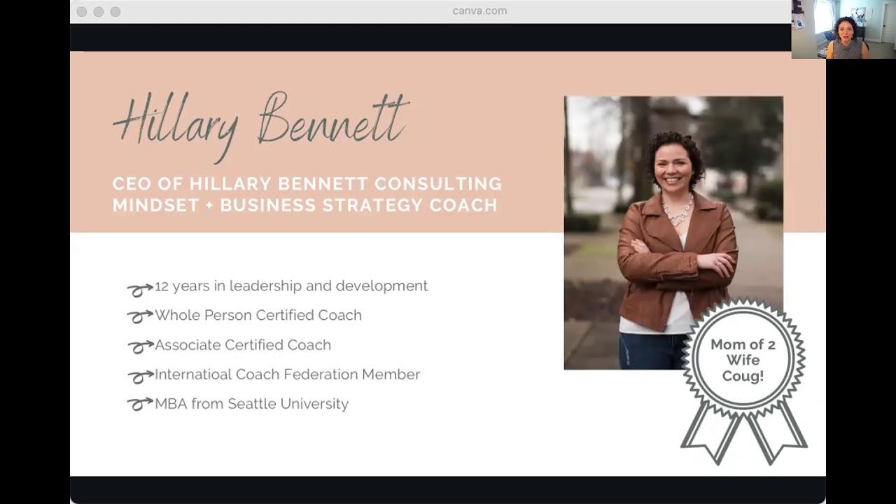 Image for Cougar Career Academy: Accountability and Productivity webinar
