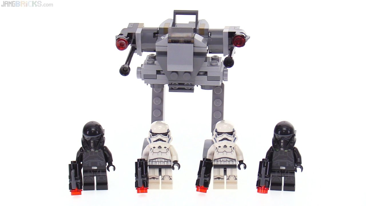LEGO Star Wars Imperial Trooper Battle Pack review! 75165 ...