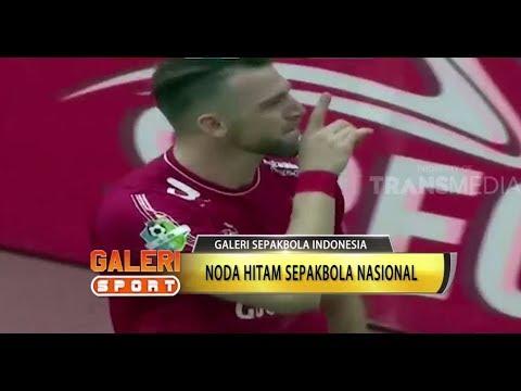 Noda Hitam Sepak Bola Nasional | GALERI SPORT