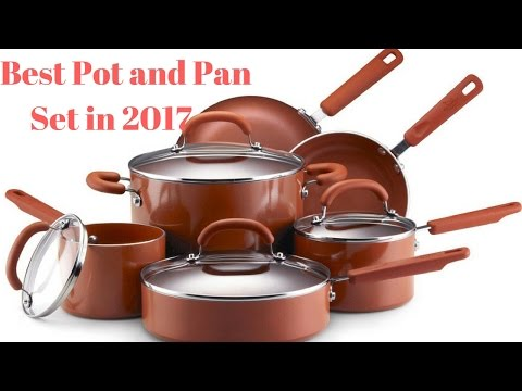 5 Best Pot And Pan Set In 2017 Best Pot And Pan Set Reviews Youtube