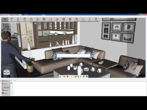 SimLab VR, Options tutorial