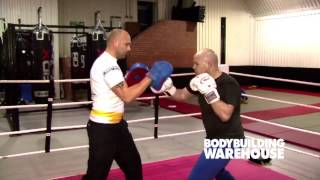 Pad Work Boxing Conditioning at Fighting Fit Manchester