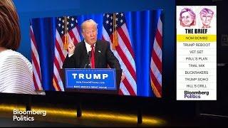 Frame Game: Behind Trump's Anti-Clinton Speech