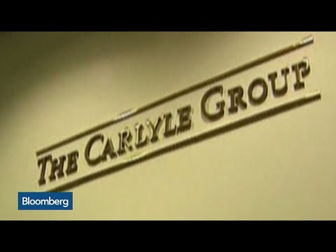 Carlyle's Easy Money as PE Firms Raise Record Sums Globally