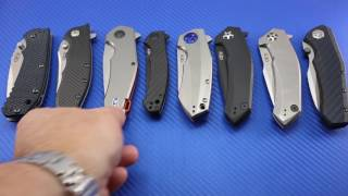 ZT Collection Video:  My Collection of Zero Tolerance Knives
