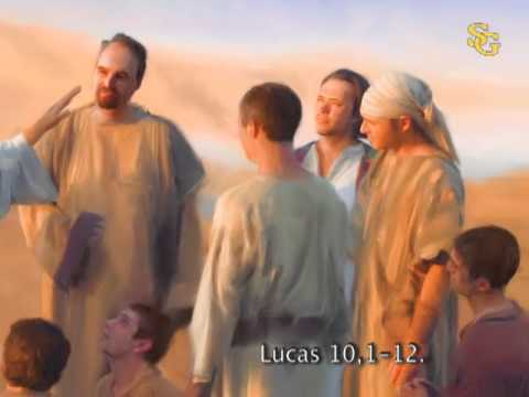 Resultado de imagen para Lucas 10,1-9