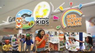 Gramedia Kids TVC Jingle