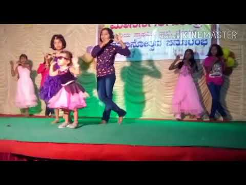 Copy of Krishna Calling.. Dance By Divyashree&Friends