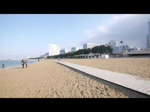Momochi Seaside Park, Fukuoka