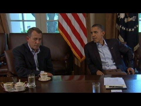 President Obama, House Speaker John Boehner 'Taxmaggedon' Showdown