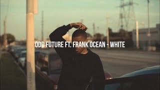 Watch Frank Ocean White video