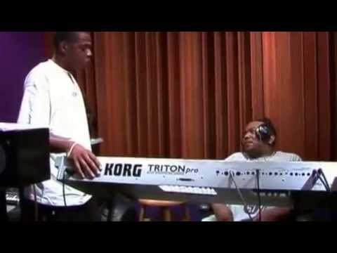 Inspiration: Jay-Z & Timbaland in the Studio
