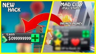 [NEW] Roblox Mad City Hack | Infinite Money / Auto Farm Money / Free Teleport to Money | [FREE]
