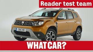 2018 Dacia Duster SUV | Reader test team | What Car?
