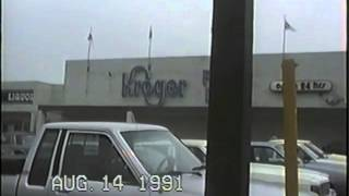 Jackson Mississippi Metrocenter and Kroger Store, Forest Hill High School