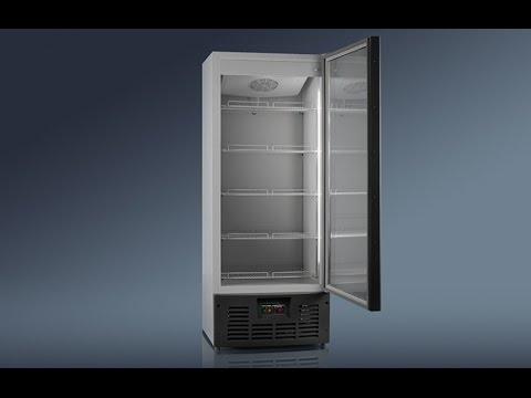 Не включается холодильный шкаф АРИАДА R700VS. Замена клавиши включения.