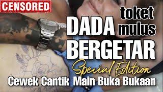 Tattoo Di Dada Cewek Cantik | Dada Bergetar