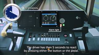 EKE-Electronics | Trainnet® Vigilance Control System - Dead Man