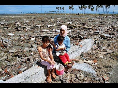Kilas Sejarah Gempa Tsunami 26 Des 2004