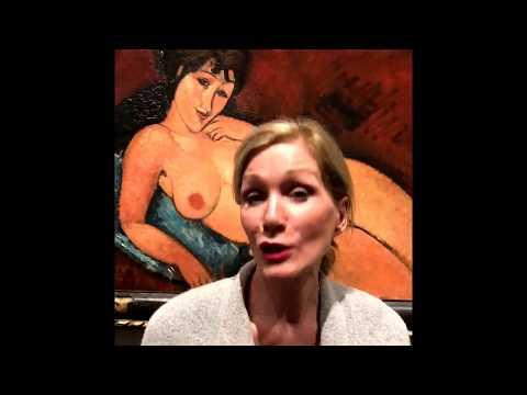 Suzanne's Style Snips - Modigliani, His Tragic Life, His Wonderfully Strange Art