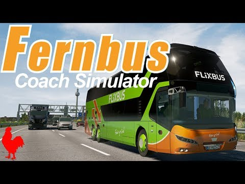 Fernbus Simulator - Osnabruck to Dortmund