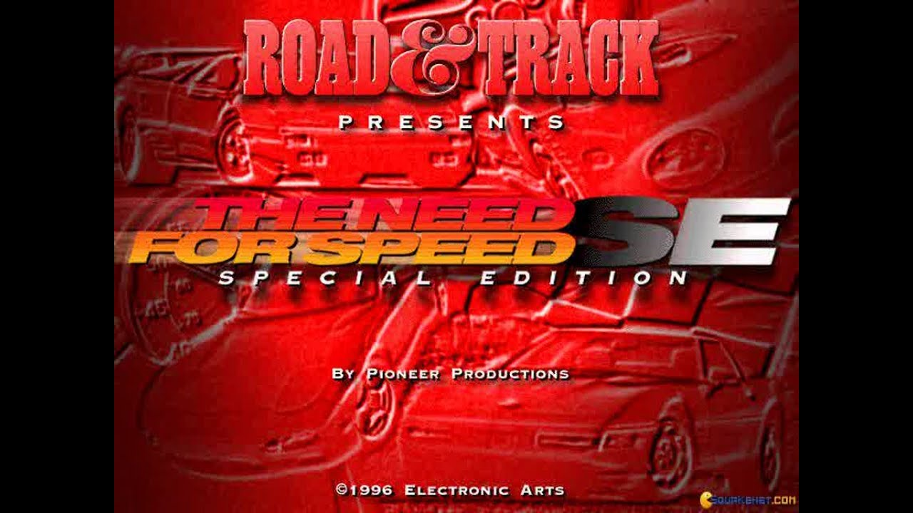 Need For Speed Special Edition Gameplay PC Game 1996