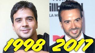 The Evolution of Luis Fonsi (1998-2017)