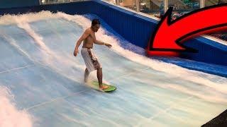 FUI SURFAR E ALGO RUIM ACONTECEU | Afreim