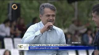 Feria de San Sebastián: Queremos llevar una sonrisa a toda Venezuela que es un país de oportunidades