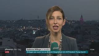 """""""USA ermöglichte türkische Militäroffensive in Syrien"""" - Spielball geopolitischer Interessen*"""