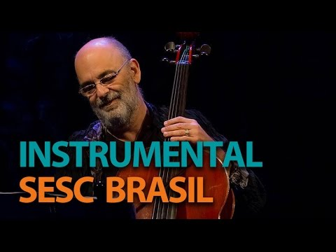 Jaques Morelenbaum  Programa Instrumental Sesc Brasil