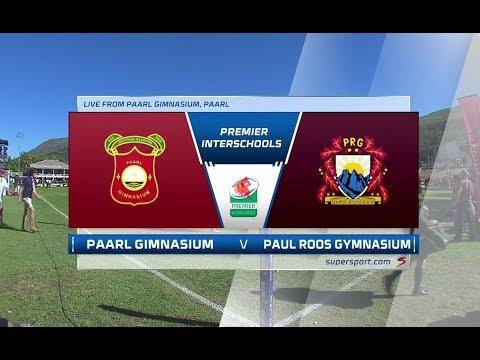 Premier Interschools Rugby | Paarl Gim vs Paul Roos : 1st Half