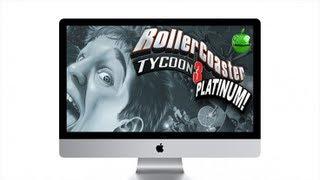 Tutorial | RollerCoaster Tycoon 3 Platinum Mac ITA