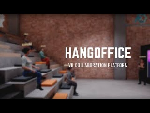 HangOffice VR Collaboration Platform