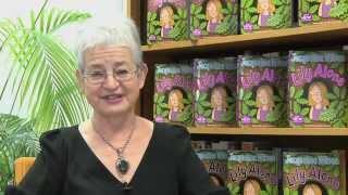 Jacqueline Wilson talks about Tracy Beaker