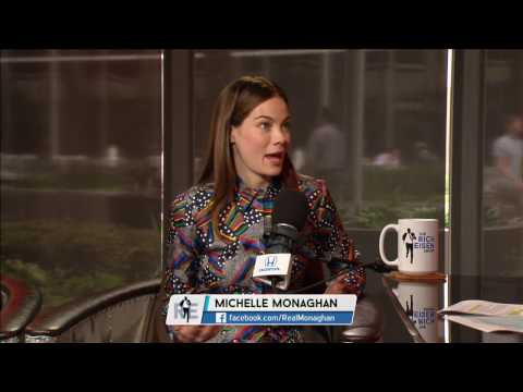 Actress Michelle Monaghan on How She Hates The The Red Sox & Loves The Cubs  4617