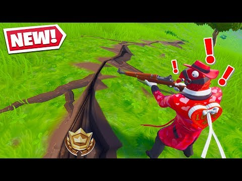 Fortnite's EARTHQUAKE Is HERE.. (Free Battle Pass Also)