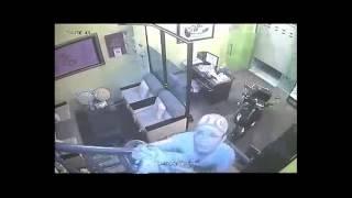 Camera ghi hình ăn trộm tại Bình Thạnh
