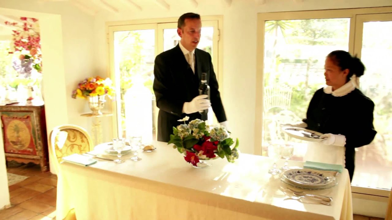 Proper Table Setting & Proper Table Setting - YouTube